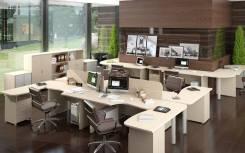 Мебель для руководителя и персонала(Россия)