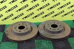 Диск тормозной. Suzuki Escudo, TA74W, TD94W, TD54W, TDA4W Suzuki Grand Vitara, JT, FTB03, 3TD62 Двигатели: J20A, M16A, J24B, H25A, H27A