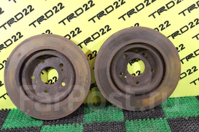 Диск тормозной. Suzuki Grand Vitara, JT, 3TD62, FTB03 Suzuki Escudo, TA74W, TD94W, TD54W, TDA4W Двигатели: H25A, J24B, J20A, M16A, H27A