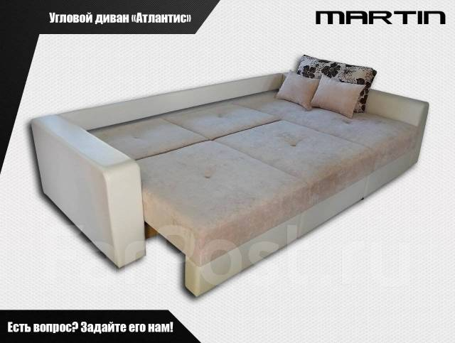 Диваны-кровати угловые. Под заказ