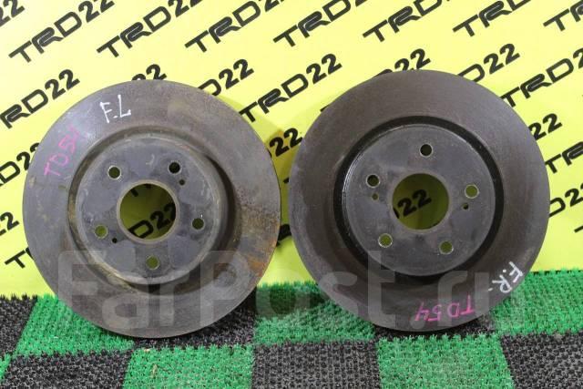 Диск тормозной. Suzuki Escudo, TD94W, TD54W, TA74W, TDA4W Suzuki Grand Vitara, JT, FTB03, 3TD62 Двигатели: J20A, J24B, H25A, M16A, H27A