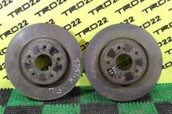 Диск тормозной. Suzuki Grand Vitara, FTB03, JT, 3TD62 Suzuki Escudo, TD54W, TA74W, TD94W, TDA4W, 3TD62, FTB03, JT Двигатели: M16A, J24B, J20A, H25A, H...