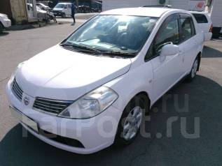 Nissan Tiida Latio. автомат, 4wd, бензин, 137 649 тыс. км