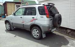 Daihatsu Terios. автомат, 4wd, бензин
