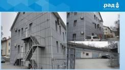 Рассрочка Сбербанк продает административный комплекс. Улица Луначарского 9, р-н Луначарского, 800 кв.м. Дом снаружи