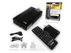 Цифровой TV тюнер ЭФИР HD-502ru /DVB T2/USB