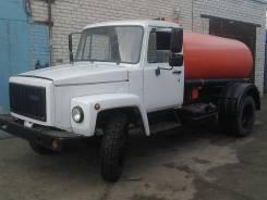 ГАЗ 3307. Газ 3307 ассенизатор 2017 г. в. бензин, 4,00куб. м.