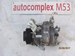 Компрессор кондиционера. Toyota Aristo, JZS160 Двигатель 2JZGE