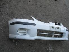Бампер. Nissan Tino, V10, V10M Двигатель QG18DE