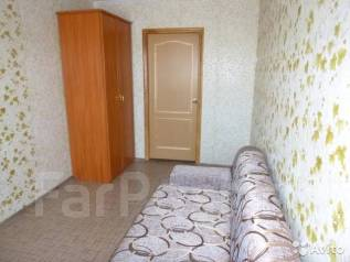 2-комнатная, улица Комсомольская 77. Центральный, частное лицо, 46 кв.м.
