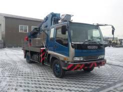 Isuzu Forward. Продам автобуровая, Полная Пошлина, 7 200 куб. см., 5 000 кг.