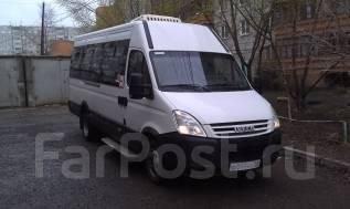 Iveco Daily. Автобус 50С15 19 мест, 3 000 куб. см., 19 мест