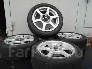 Bridgestone. 6.5x15, 5x100.00, 4x110.00, ET25
