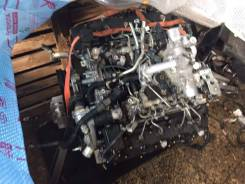 Двигатель Тойота Ленд Крузер 200 1VD-FTV (1Vdftv) 4,5 л турбо дизель