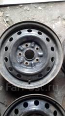 Mazda. 6.0x14, 5x114.30, ЦО 67,1мм.