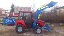 МТЗ 320. Спеццена на трактор Беларус 320 с навесным (щётка, отвал, погрузчик), 1 645 куб. см.