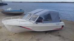 Казанка-5М3. длина 4,00м., двигатель подвесной, 40,00л.с., бензин