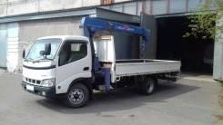 Hino Dutro. Продается грузовой Самопрогрузчик , 4 009 куб. см., 3 000 кг., 10 м.