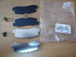 Комплект пластин противоскрипных Toyota 04946-60141