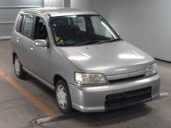 Nissan Cube. Z10