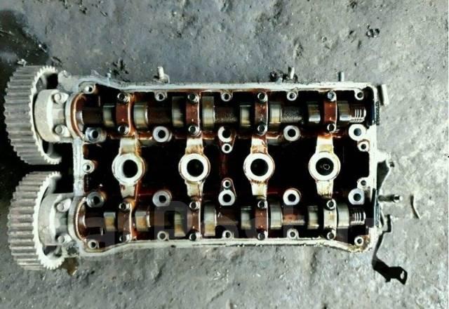 Головка блока цилиндров. Chevrolet Aveo, T250