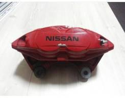 Суппорт тормозной. Infiniti FX37, S51 Infiniti FX50, S51 Nissan Fairlady Z, Z34 Nissan Fairlady Nissan Fuga, KY51 Nissan Skyline, CKV36 Двигатели: VQ3...