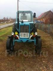 МТЗ 80. Продаётся трактор МТЗ-80, косилка, телега, 4 750 куб. см.