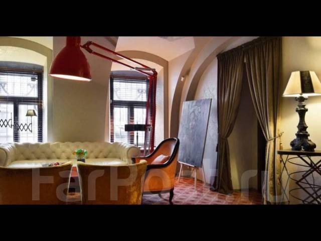 Дизайн интерьеров ресторанов и кафе