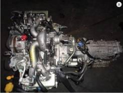 Двигатель в сборе. Subaru Impreza XV Subaru Impreza Двигатель EL15