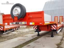 Kassbohrer. Новые полуприцепы тралы LB3E, 35 880 кг. Под заказ