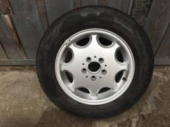 Колесо запасное Mercedes benz 20565R15. 7.0x15 5x112.00 ET37