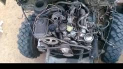 Двигатель в сборе. ЗИЛ МТЗ