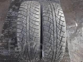 Dunlop Grandtrek AT2. Всесезонные, износ: 10%, 2 шт