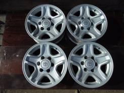 Toyota. 7.0x16, 6x139.70, ET15, ЦО 108,1мм.
