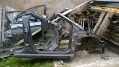 Передняя часть автомобиля. Hyundai Solaris, RB