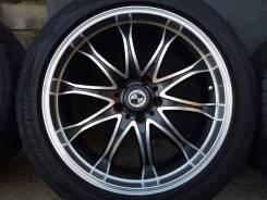 Monza Warwick. 8.0x19, 5x114.30, ET35