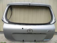 Дверь багажника. Toyota Allex, NZE121 Toyota Corolla Runx, NZE121 Двигатель 1ZZFE