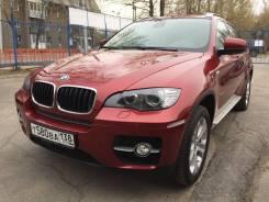 BMW X6. автомат, 4wd, 3.0 (305 л.с.), бензин, 70 000 тыс. км