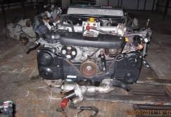 Двигатель в сборе. Subaru Forester, SF5, SG5 Двигатель EJ205