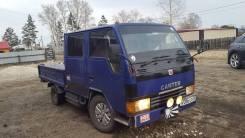 Mitsubishi Canter. Продается отличный грузовик, 2 800 куб. см., 1 225 кг.