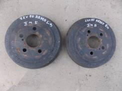 Барабан тормозной. Toyota Vista Ardeo, ZZV50G, ZZV50