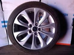 Продаю летние авто колёса (эксплуатация 2 месяца). 7.0x17 5x114.30 ET46 ЦО 67,1мм.
