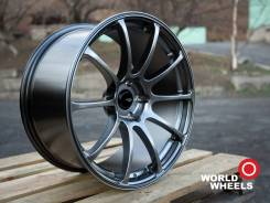 Advan Racing RS. 9.5x19, 5x114.30, ET35, ЦО 73,1мм.
