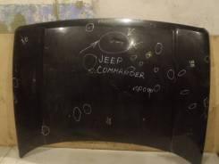 Капот. Jeep Commander