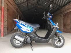Yamaha BWS 100. 102 куб. см., исправен, птс, без пробега