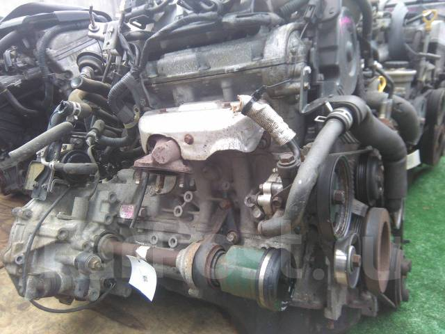 Двигатель MAZDA EUNOS PRESSO, EC8S, K8ZE; I1144, 86000km