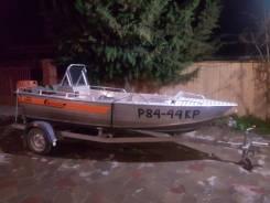 Wellboat. Год: 2012 год, длина 4,60м., двигатель подвесной, 30,00л.с., бензин