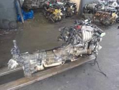 Двигатель в сборе. Suzuki Escudo Двигатель J20A