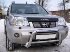 Кенгурятники. Nissan X-Trail