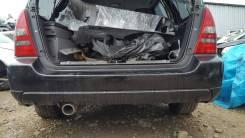 Бампер. Subaru Forester, SG5 Двигатели: EJ202, EJ205